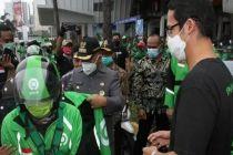 PSBB Total Jakarta, GoRide Tetap Bisa Dipesan