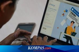 Hari Ini, Pendaftaran Kartu Prakerja Gelombang 8 Ditutup Pukul 12.00 WIB                 Dibaca 25.488 kali