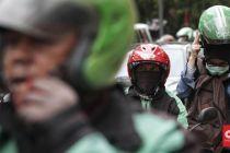 Ojek Online Boleh Beroperasi Selama PSBB Total Jakarta