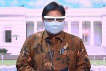 Menko Airlangga: Serapan Anggaran Pemulihan Ekonomi 34 Persen