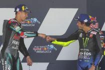MotoGP Emilia Romagna: Quartararo-Rossi Perang Kata-kata