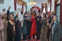 Dikomandoi Mantan Bupati, Pensiunan PNS Alumni APDN Jambi Dukung Haris-Sani