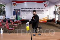 KPU Sumbar Nyatakan Satu Calon Bupati di Pilkada Solok Tak Lolos Tes Kesehatan