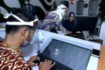 Inspeksi PSBB, Pemerintah Kota Jakarta Pusat Tutup Kantor OKE Bank