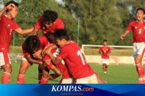 Jadwal dan Link Live Streaming Timnas U19 Indonesia Vs Qatar