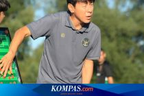 Komentar Shin Tae-yong Jelang Timnas U19 Indonesia Vs Qatar