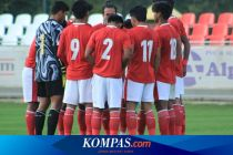 Link Live Streaming Timnas U19 Indonesia Vs Qatar, Kick-off 20.45 WIB