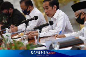Jokowi Diminta Instruksikan Pejabat Publik Terbuka jika Positif Covid-19