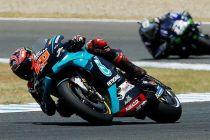 Hasil FP1 MotoGP Emilia Romagna: Quartararo Tercepat, Rossi Posisi 17