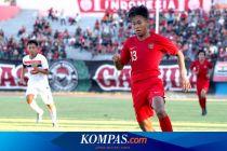 Kata Supriadi Usai Jadi Pahlawan Kemenangan Timnas U19 Indonesia atas Qatar