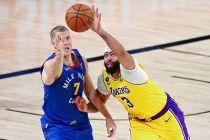Final NBA Wilayah Barat: Lakers Bungkam Nuggets di Game Pertama