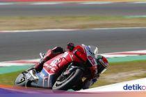 Hasil Latihan Bebas II MotoGP Emilia Romagna 2020: Ducati Perkasa di Tengah Dominasi Yamaha