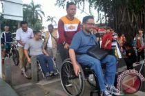 Akhir Pekan, Pedestrian Lingkar Kebun Raya Bogor Ditutup