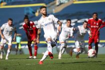 Hasil Liga Inggris, Leeds United Petik Kemenangan Pertama