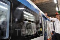 PSBB DKI, Operasional Kereta Bandara Dikurangi Jadi 40 Perjalanan per Hari