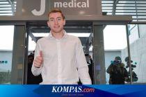 Dejan Kulusevski Mengaku Beruntung Bisa Main Bareng Ronaldo di Juventus