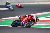 MotoGP Emilia Romagna : Francesco Bagnaia Pimpin Catatan Waktu Latihan Bebas 3