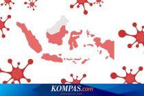 UPDATE 19 September: Sebaran 4.168 Kasus Baru Covid-19 di 34 Provinsi, Tertinggi di DKI Jakarta