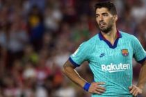 Pintu Bagi Luis Suarez ke Juventus Tertutup Sudah