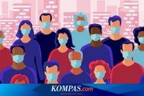 Indonesia Catat Angka Tertinggi Baru Penambahan Kasus Harian Covid-19