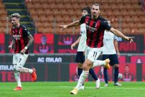 AC Milan Permalukan Bologna, Ibrahimovic Jadi Melankolis