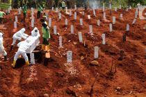 Angka Kematian Covid-19 Naik 18,9 Persen, Tertinggi di Jawa Tengah