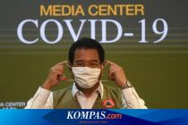 Angka Kematian Pasien Covid-19 Naik 18,9 Persen dalam Sepekan