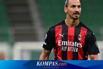 AC Milan Vs Bologna, Ibrahimovic: Andai Saya Berusia 20 Tahun!
