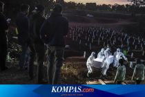 Angka Kematian Pasien Covid-19 Harian Tertinggi 22 September, Satgas Sebut Sepekan Terakhir Naik 18,9 Persen