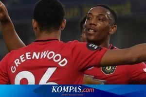 Hasil Lengkap Piala Liga Inggris, Man United Menang dan West Ham Pesta Gol