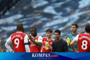 Jelang Leicester Vs Arsenal, The Gunners Kehilangan 8 Pemain