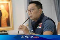 Ridwan Kamil Klaim Penanganan Covid-19 di Jabar Membaik, Luhut: Okupansi ICU di Jabodetabek Tinggi