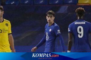 Hasil Chelsea vs Barnsley, The Blues Lolos ke Putaran Ke-4 Piala Liga Inggris