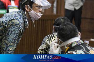 Benny Tjokro Positif Covid-19, Majelis Hakim Tunda Sidang Tuntutan