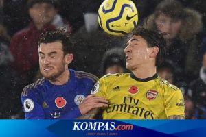 Link Live Streaming Leicester Vs Arsenal di Piala Liga Inggris, Kick-off 01.45 WIB