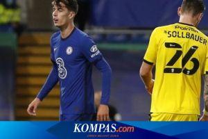 Chelsea Vs Barnsley, Serba-serbi Hattrick Bersejarah Havertz dalam Kemenangan 6-0