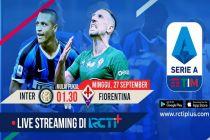 RCTI Plus Tayangkan Laga Pertama Inter Milan di Musim 2020/2021