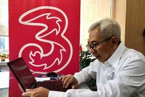 3 Indonesia berikan kuota hingga 86GB untuk PJJ
