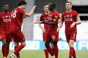 Hasil Piala Liga Inggris: Lincoln City vs Liverpool 2-7,  Minamino Cetak 2 Gol