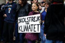 Greta Thunberg dan Aktivis Lingkungan Dunia Soroti Perubahan Iklim saat Covid-19