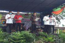 Ketua Bawaslu RI Minta Paslon Bermartabat di Pilkada Bangka Tengah 2020