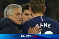 Kabar soal Konflik Tottenham Hotspur dan Jose Mourinho