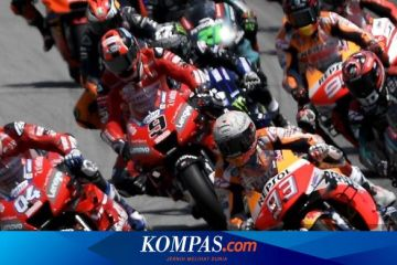 Jadwal MotoGP hari ini