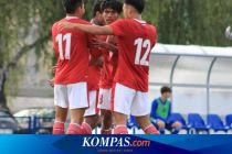Witan Sulaeman Ungkap 2 Kunci Kemenangan Timnas U19 Indonesia atas Dinamo Zagreb