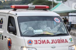 Dinkes DKI: Seluruh Puskesmas di Jakarta Punya Ambulans untuk PasienCovid-19