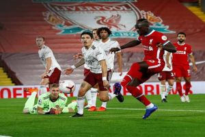 Liverpool vs Arsenal: 2-1 di Babak Pertama