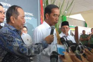 Jokowi Resmikan Tol Manado-Danowudu, Waktu Tempuh Manado-Bitung Jadi 30 Menit