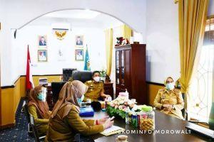 Bupati Morowali Ikuti Rakor Komisi Penanggulangan AIDS se-Sulawesi Tengah