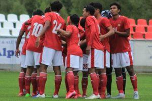 Kompetisi Tak Jelas, PSSI-Kemenpora Sepakat Timnas U-19 Lanjut TC di Eropa