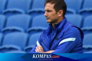 Frank Lampard Dikabarkan Marahi Satu Bek Chelsea di Ruang Ganti
